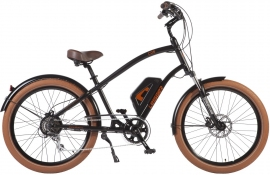 Eltreco Leisger CD5 Cruiser (2017)