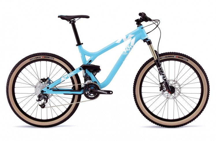 Горный велосипед Commencal Meta AM 3 Girly (2013)